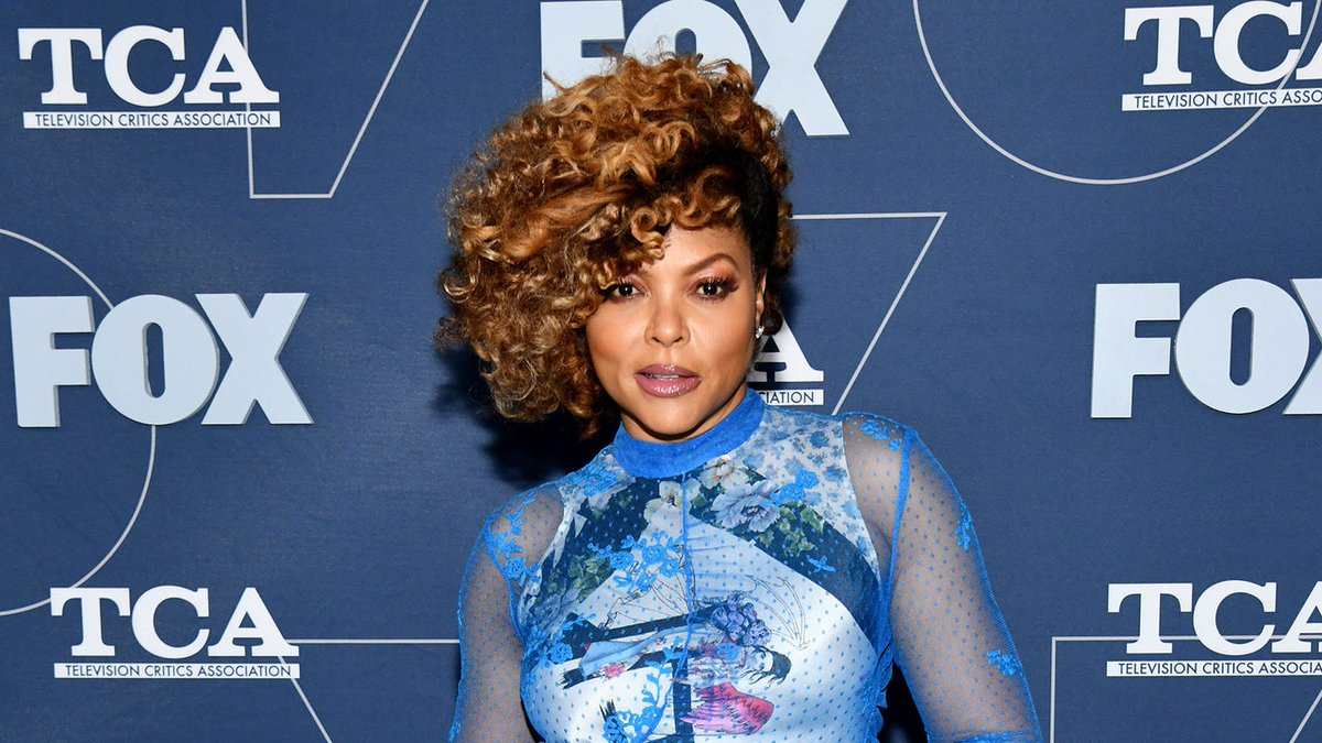 #Hair #HairStyle Taraji P. Henson Creates Curly Faux-Hawk With New TPH Hair Care Products http://dlvr.it/RTTQXFpic.twitter.com/xmIqDDjrYv