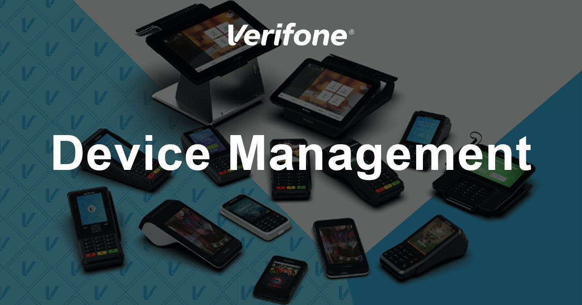 How do increased ROI and decreased downtime sound? Gain complete control of your estate with Verifone's end-to-end Device Management and Diagnostic tools to effectively deploy, configure, and manage your fleet. Learn more at https://t.co/LrwXGY8Xk3. https://t.co/1ovA1aqm5o