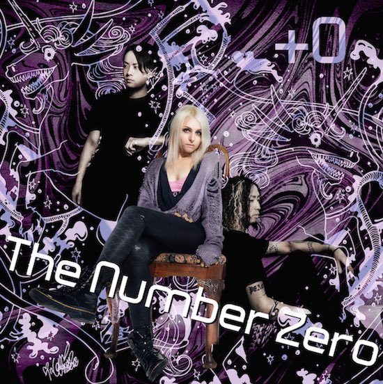 The Number Zero 2年連続出演!SALTY DOGの元Vocalist、INGER、Concept