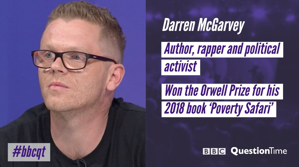 Author and musician @lokiscottishrap is on the programme #bbcqt