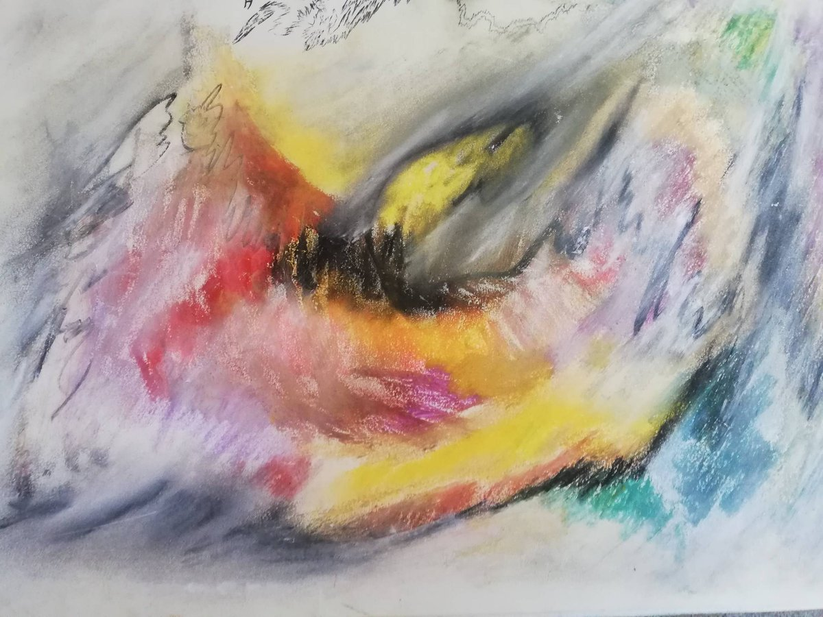 What do you think about my art? Write me, thanks ! #artconcept #art #abstractpainting #artnathacha #artbasel#artistpainter #corona #pastel #peinture #pompidou#artbasel pic.twitter.com/gHIenj0F90