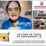 Image for the Tweet beginning: 📌#Cultura en temps de confinament