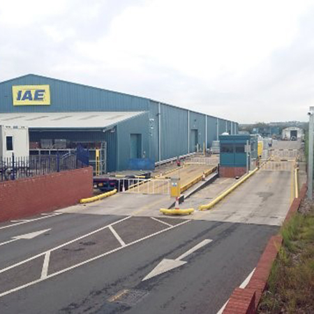 Take a look at this @GlasdonUK Beacon™ GRP building, securing the site at steel fencing, agricultural and equestrian equipment manufacturer IAE:    #building #system #safe #secure #manufacturer #site #equestrian #equipment #agricultural