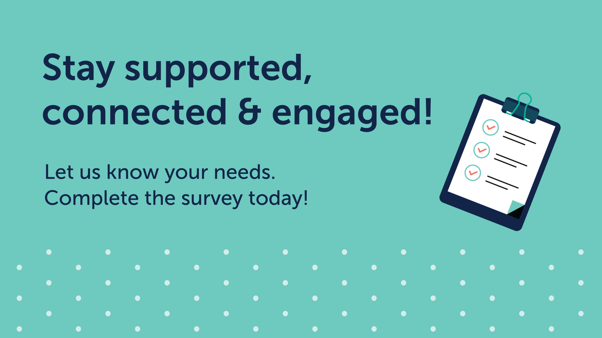 Do you have concerns about spring term being completely online?   Help us review our services so that we can support you and help you stay connected while your courses are online - fill out our student needs survey! ➡️https://bit.ly/39MflMG⬅️