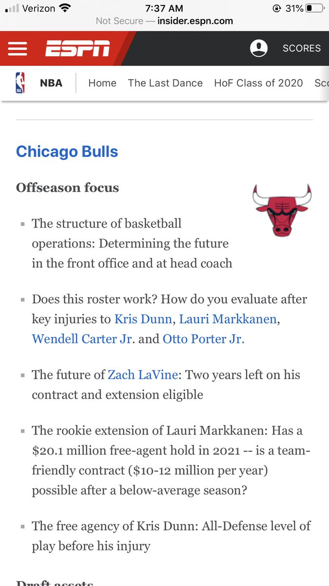 The focus in Chicago for the offseason: