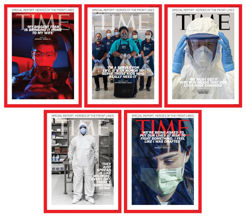 TIME's new issue: Meet the heroes of the front lines https://t.co/hEu48cMdIK https://t.co/1goLm6mJmb
