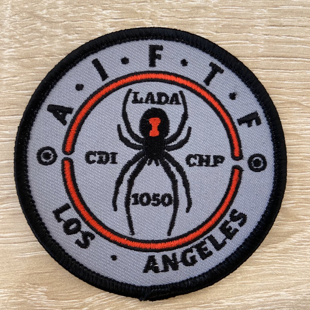 Welcome custom embroidery design #spider #embroidery #design #custom #manufacturer #badge #logodesigns