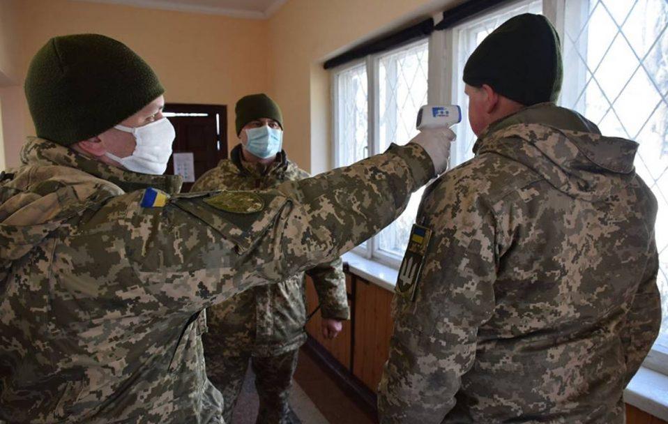 """Командованием ОТГ """"Север"""" отменены отпуска в подчиненных подразделениях"""