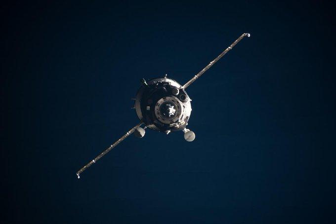 Союз МС 16 фото НАСА