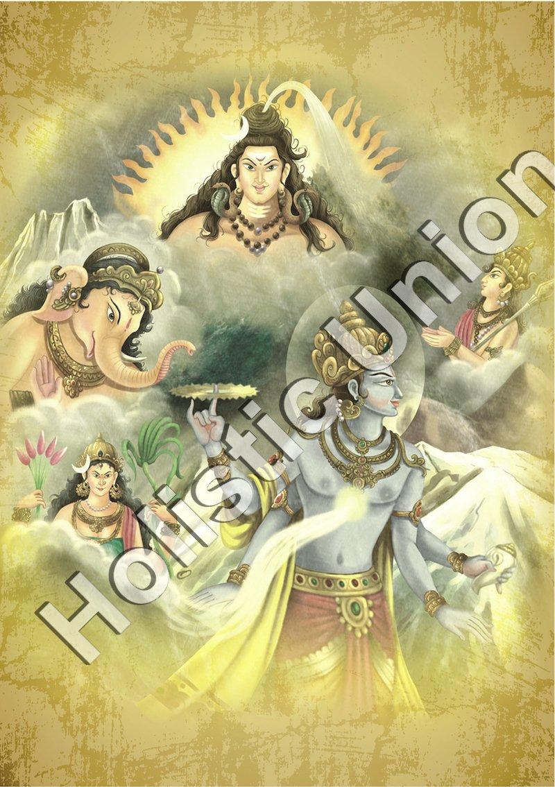 The Bhagavad Gita is a scripture from the Hindu epic Mahabharata. The prints on offer are high quality renditions of some of the book artwork.  #bhagavadgita #krishna #arjuna #mahabharata #hinduism #wedding #holisticunion #mysticism #spirituality