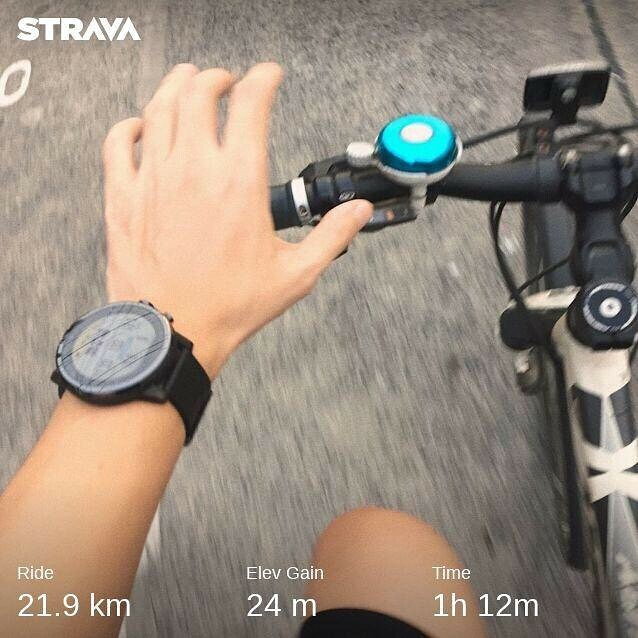 Afternoon Ride 21.90 kilometers with Strava 🔥📸🌅🚴🏻‍♂️ #viperguphotographer #vsco #vscocam #stravacycling #iphonography #amazfit #amazfitstratos