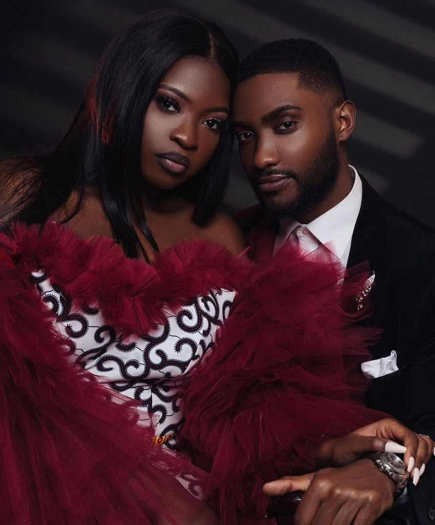 Perfection  Photography @dexterityproductions Couple @barbarabeaute & @smashbrosmele  Dress: @keerahs_fashion_cave  #BellaNaijaWeddings https://ift.tt/2ImTa3Dpic.twitter.com/pVNWJsElO2