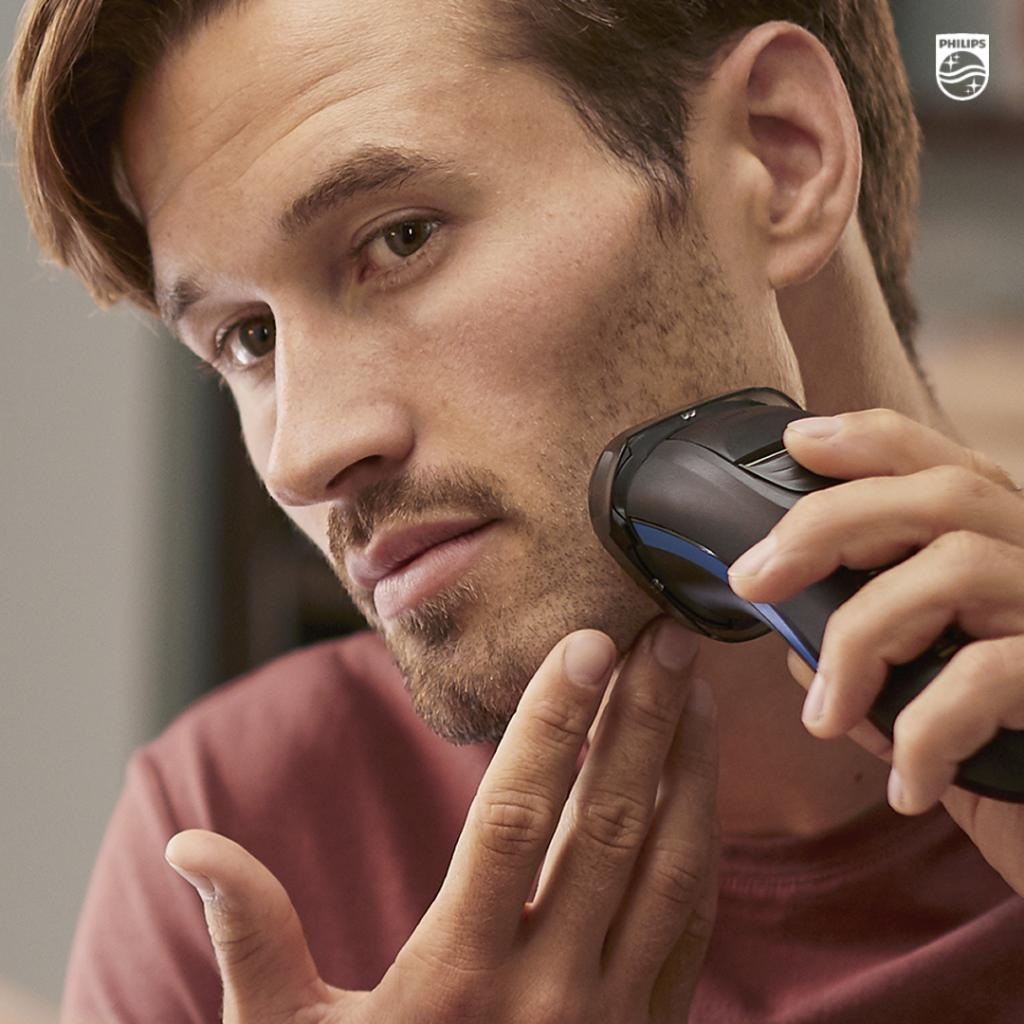No matter how different your meeting from home would be, you can still look positive the next conference call with Philips Dry Electric Shaver make sure you feel confident with your look. Let's make home the best place to be. https://t.co/06zhVQsTRY