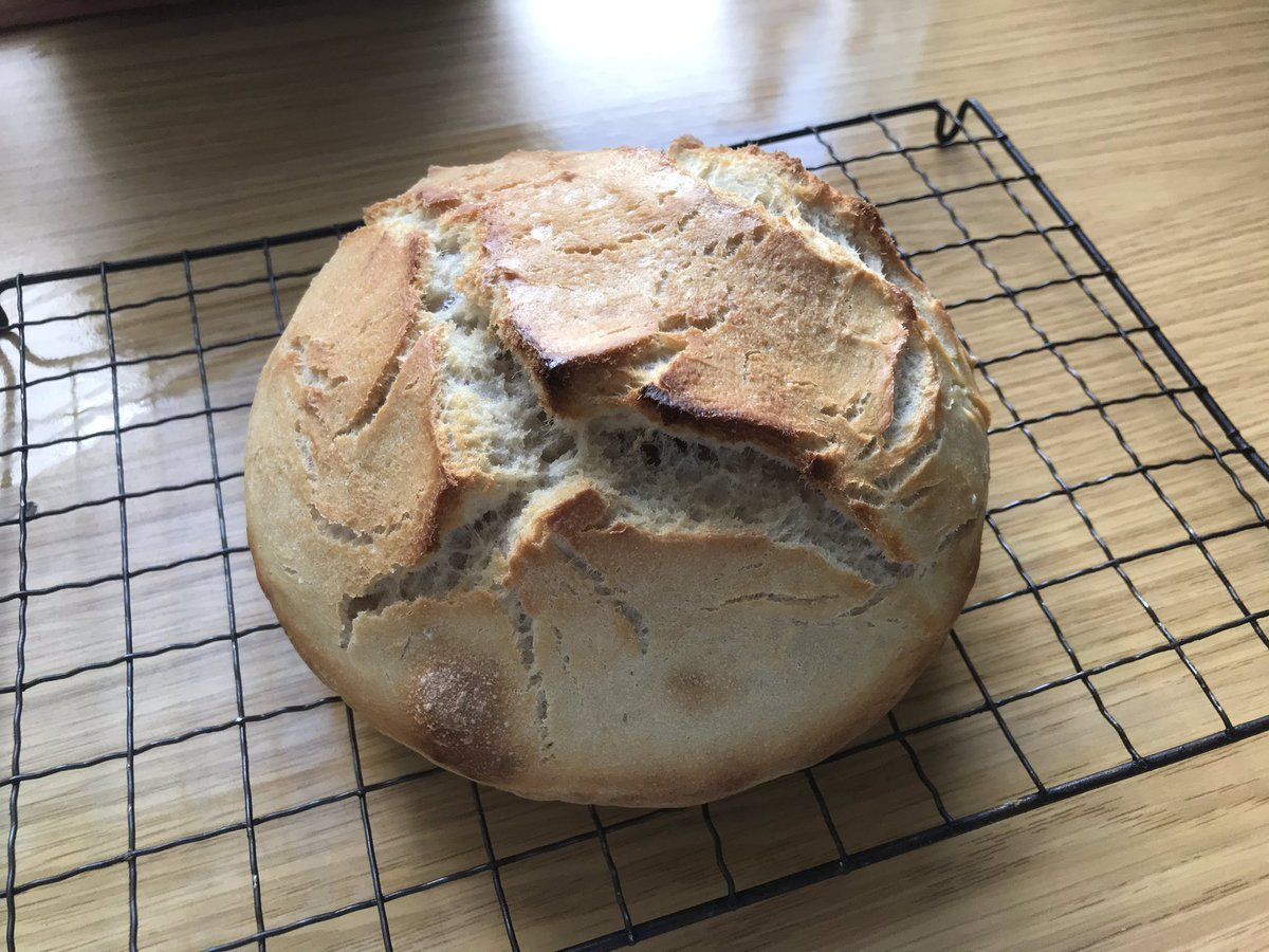 Faced with flour and yeast shortages, bakers get creative
