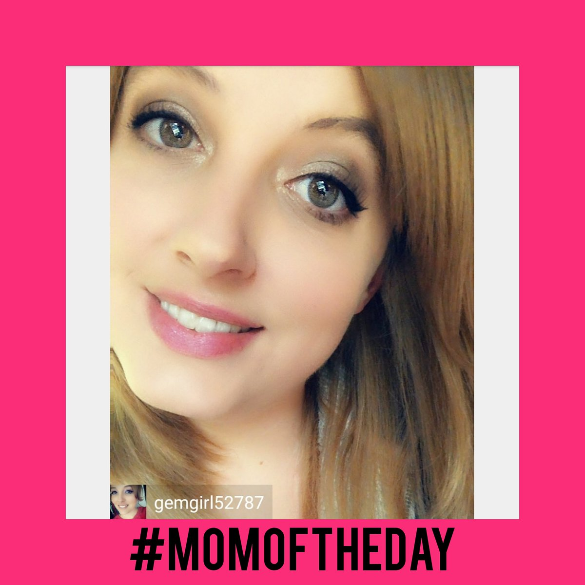 #momoftheday Keep being confident, strong and beautiful! Show this mom some love 💖 @gemgirl52787 What makeup tips do you have for other moms? #mtsm #confident #strong #beautiful  Reposted from @gemgirl52787 #bored #playing #makeup #Snapchat #Snapchatme #likeforlikes  - #regrann