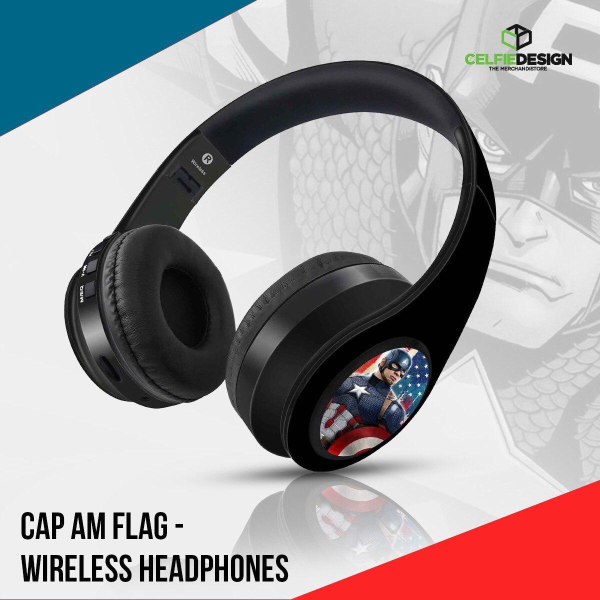 Headphones over hearing always ? #headphones #hearing #captainamerica #wireless #wirelessheadphones #tech #love #mood #quarantine #entertainment #celfie #celfiedesignpic.twitter.com/wEgozqI5Cr