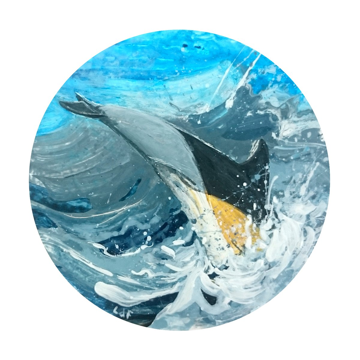 My #razorbills & #dolphin in @galleryqdundee #wildlife exhib, online now. My pics- http://www.galleryq.co.uk/artist/leo-du-feu/ … Whole exhib- http://www.galleryq.co.uk/exhibition/wild-beauty-featuring-brian-baxter/ … #Painted on #IsleofMay, looking to #EastLothian & #BassRock. @swlanaturaleye @BBCSpringwatch @BBCOutofDoors @Natures_Voice @nature_scot https://twitter.com/galleryqdundee/status/1180146242564829185 …pic.twitter.com/gT6n6mORlh