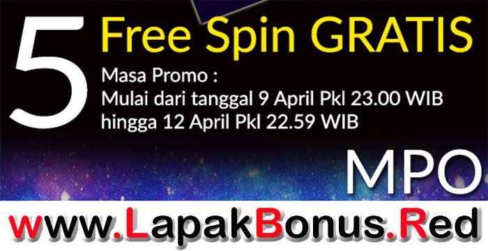 #lapakbonus #FreeBet  #freechips  #judionline #slotonline #slotindonesia   MAJASLOT – DAPATKAN 5 FREE SPIN GRATIS TANPA DEPOSIT Cek info lengkapnya di LapakBonus klik : https://www.lapakbonus.red/majaslot-dapatkan-5-free-spin-gratis-tanpa-deposit/…pic.twitter.com/Fgzjjo6v51