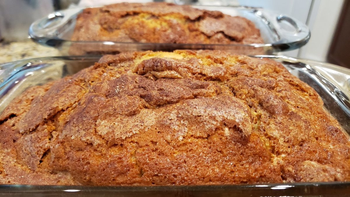 test Twitter Media - Amish cinnamon bread is not one of the best things for me to eat as a type 2 diabetic. What I learned is everything in moderation.  When I have something like this, I make sure to exercise after and it helps control my blood sugar. All good. #type2 #type2life #diabetes #baking https://t.co/FwjpGgz1uY