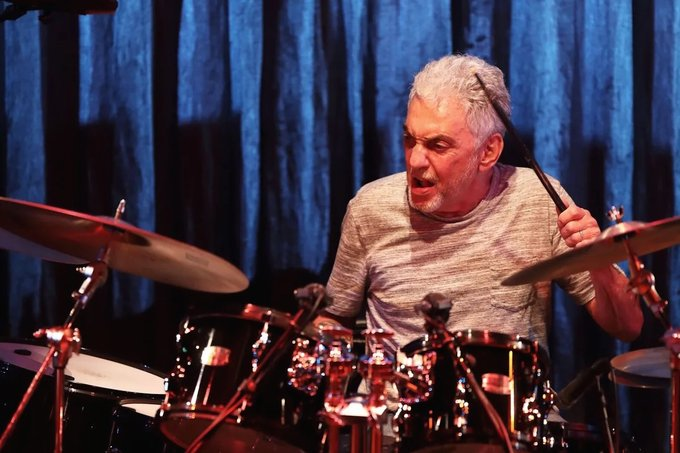 Happy birthday Steve Gadd (