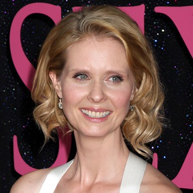 Happy Birthday dear Cynthia Nixon!