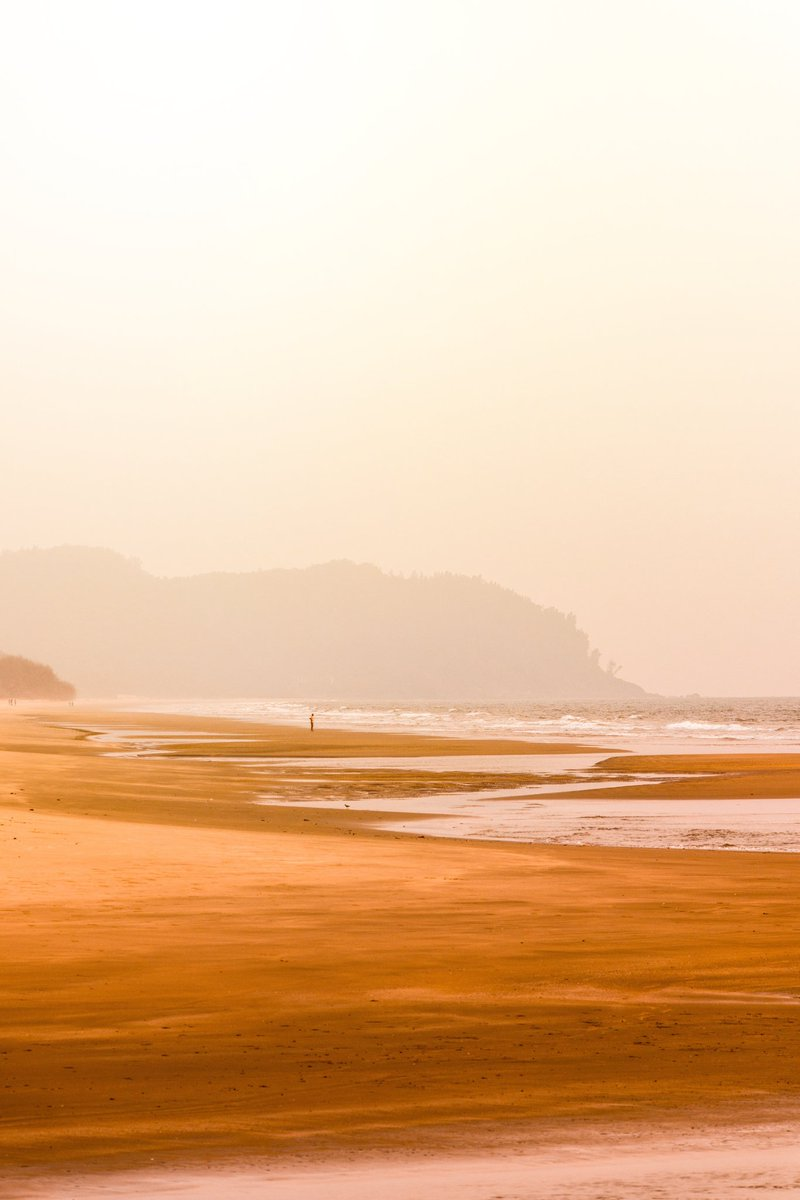 Passion defines existence 😍  This is Kumta Beach in Kumta District which is close to Gokarna.   You can watch the vlog from this location 👇   #Itsmylife #YouTuber #TREASURE #ThursdayThoughts #natgeoindia @NatGeoIndia #photography