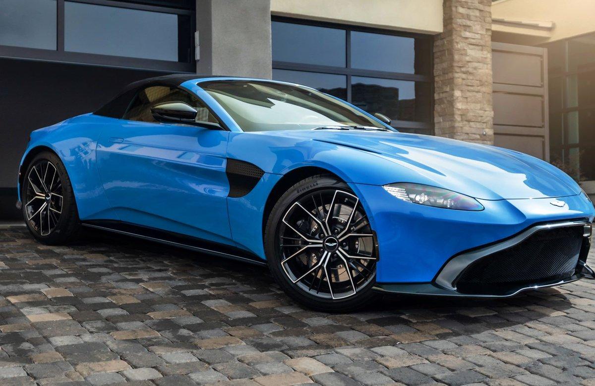 Aston Martin On Twitter Making It Blue For Health Care Professionals Around The World Astonmartin Keepitparked Makeitblue Aston Martin Las Vegas Https T Co Kqaqdcsx74