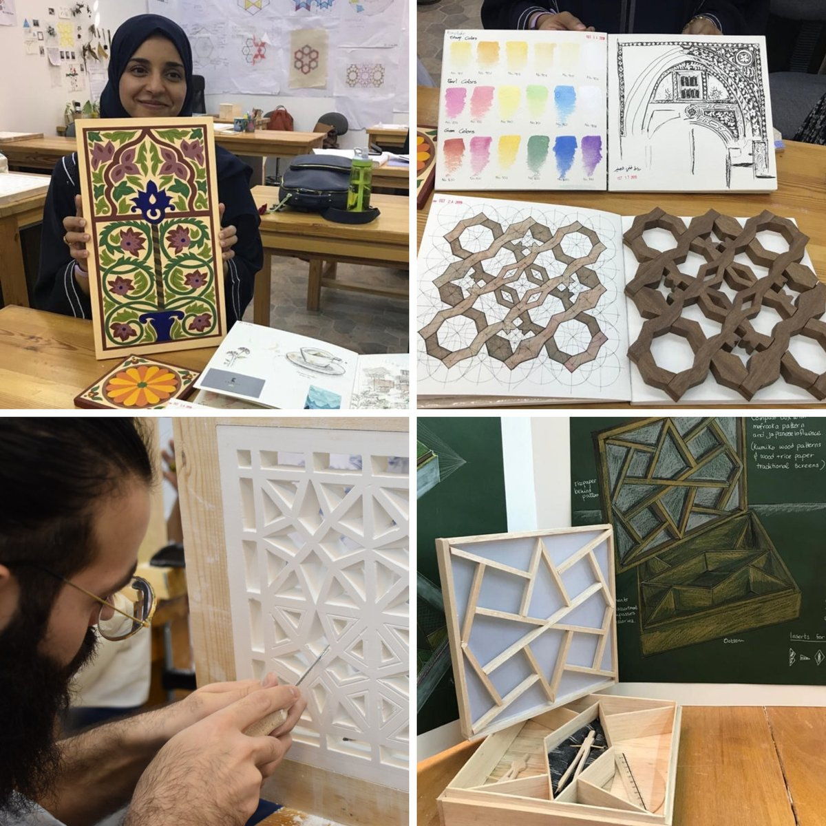 School Of Traditional Arts On Twitter Calling All Our Friends Artists And Designers In Saudi Arabia Last Few Days To Apply To Our One Year Programme In Traditional Arts Product Design At