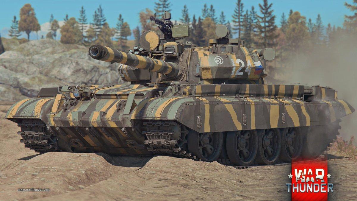 T55am1 War Thunder