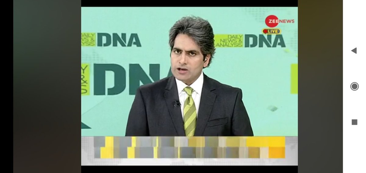 Missing Ramayan watching #DNA   @sudhirchaudharypic.twitter.com/HRS11YnV76