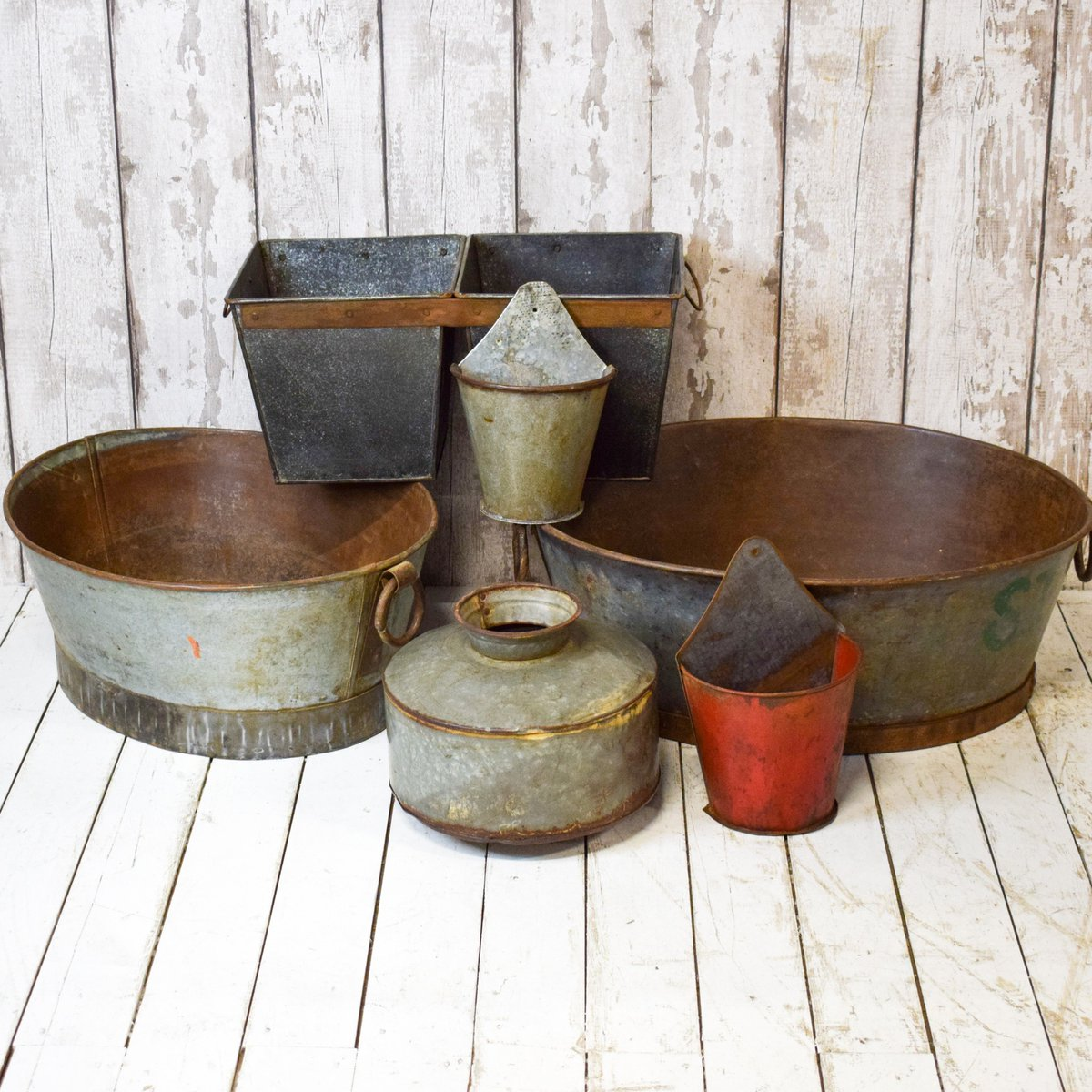 P L A N T E R S.  Lots in stock. New stock still being added to our website every day! #millwards #vintage #antique #antiquedealersofinstagram