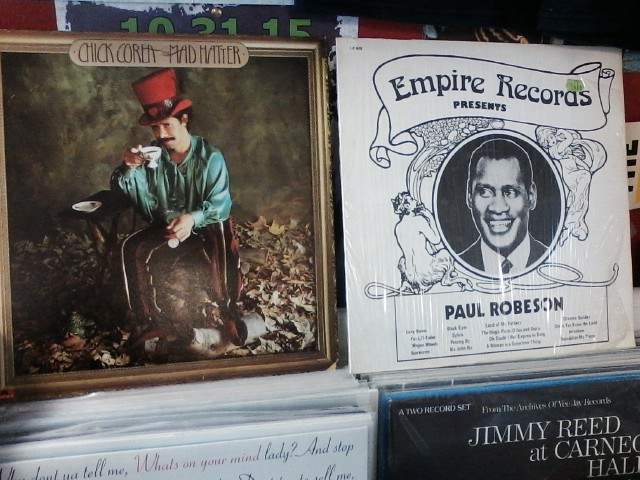 Happy Birthday to drummer Steve Gadd & the late Paul Robeson
