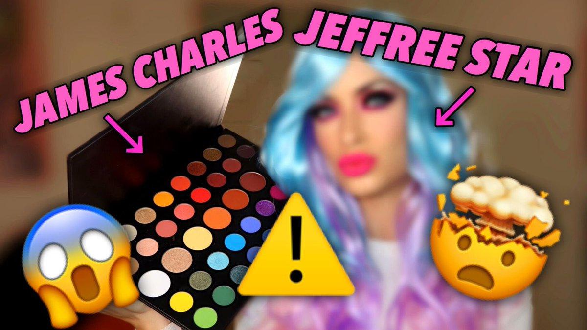 MAKEUP PROJECT DAY 4 !!!  Check out my new video:   @jamescharles @MorpheBrushes @JeffreeStar #Day4 #beauty #MakeupTutorial #makeupartist #makeupchallenge #makeup
