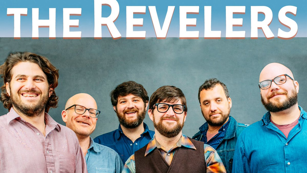 GRAMMY nominees @RevelersBand s sound is a spicy jambalaya of swamp pop, Cajun, zydeco, country & blues. Celebrate the flavor of southwest Louisiana and get up and dance! #BandBio bit.ly/2Vh51XK