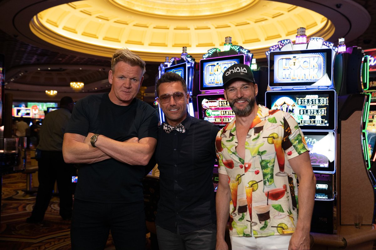 What happens in #Vegas stays on #GordonGinoAndFred now on @ITVpic.twitter.com/GLnNgfQQ0x