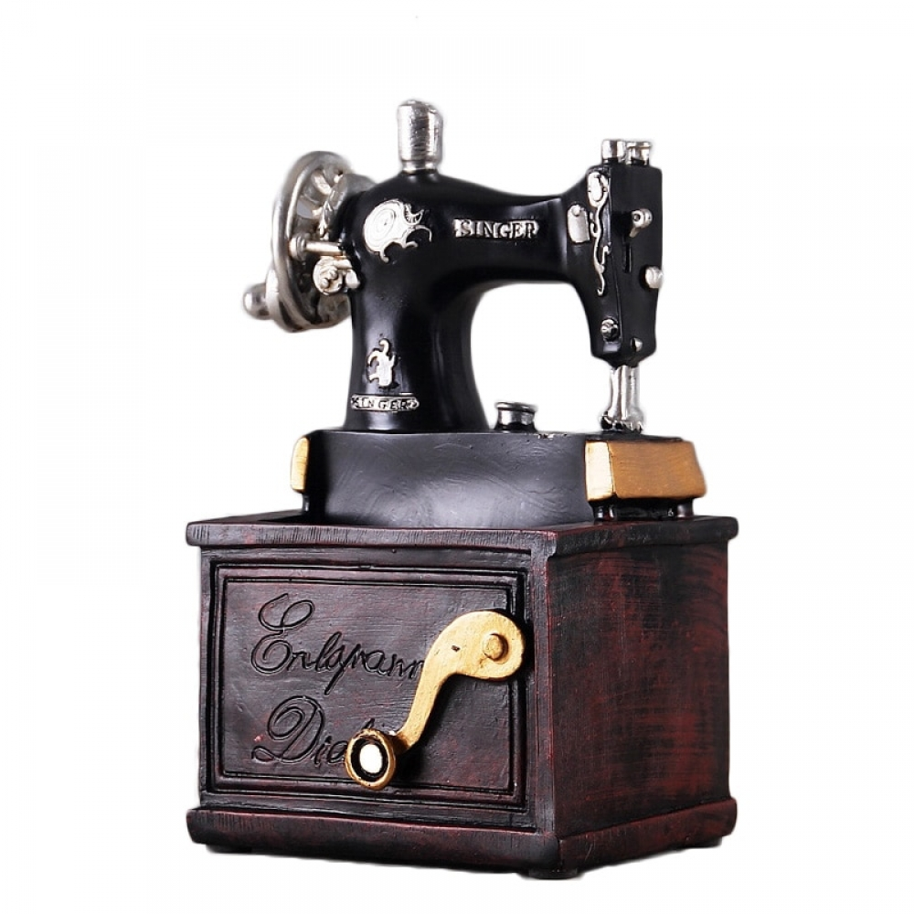 #inspo #living Retro Sewing Machine Figurine and Pen Holderpic.twitter.com/58KV1XTZ76