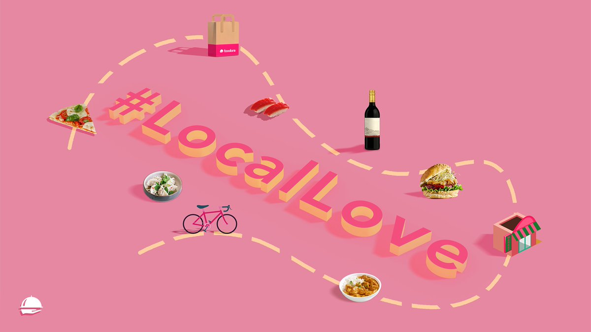 To further the community effort in showing #LocalLove, we've put together a list of restaurants in your city that will still deliver to your door or have your order ready for pickup. More at https://t.co/5cT28Fmly6 💖 https://t.co/GjZzOEWQ16