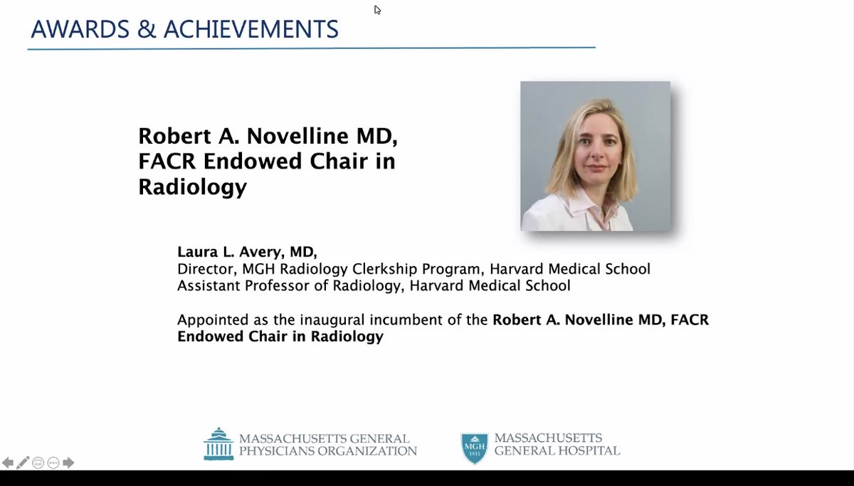 Francis Deng Md On Twitter It Is Nothing Short Of Amazing That Mghimaging Now Has Three Endowed Chairs For Its Top Educators Leading The Fellowships Residency And Clerkship In Radiology Respectively Endowed