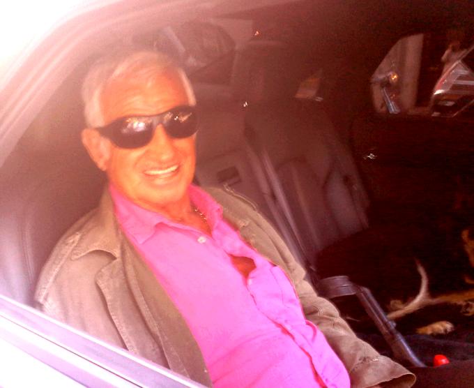 Happy birthday à Jean-Paul Belmondo, 87 ans ce jour. L\As des As !!!!!