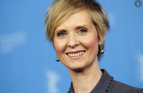 April, the 9th. Born on this day (1966) CYNTHIA NIXON. Happy birthday!!