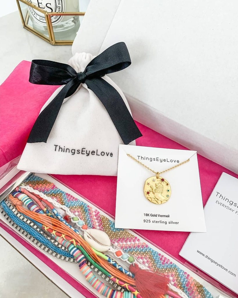 Get ready for Spring with our colorful Wrap Bracelet and Zodiac Pendant Necklace.👌🏼🌸#thingseyelove#jewelrylove