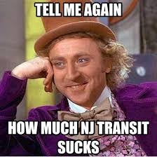 Tell me how much #NJTransit sucks and does not care about passengers and #pedestrian safety. Why do they have incompetent people running the company? #coachusabus #njttansit #safety #imgflip #memes #recklessbusdriver #deadlybusdrivers #transportationmeme #f4f #l4l #gaintrain #me