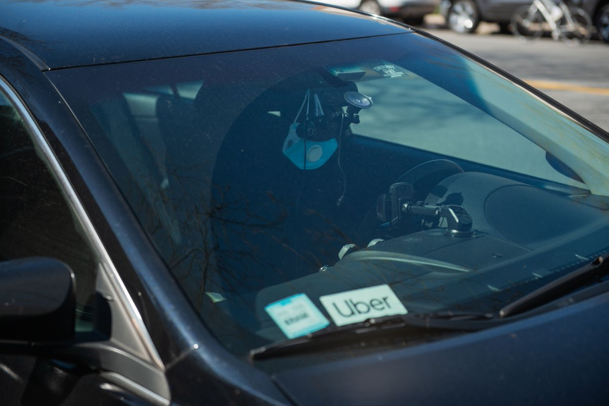 Uber to start shipping face masks to drivers and delivery workers