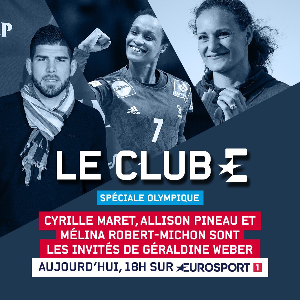 On se retrouve demain à 18h avec mes acolytes @melrobertmichon et @CyrilleMaret pour @Eurosport_FR https://t.co/KTaKmyMzxZ