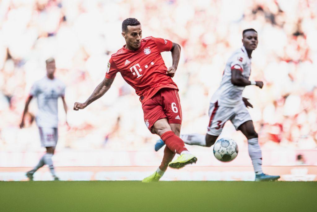 INTERVIEW – Thiago: My Bayern Munich Joys – Awesome Title Race, Goal Vs Mainz 05 https://www.completesports.com/interview-thiago-my-bayern-munich-joys-awesome-title-race-goal-vs-mainz-05/…pic.twitter.com/YjymHwNFC4