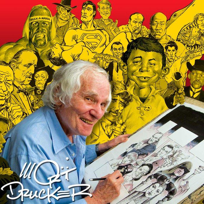 MAD magazine cartoonist Mort Drucker dies at 91