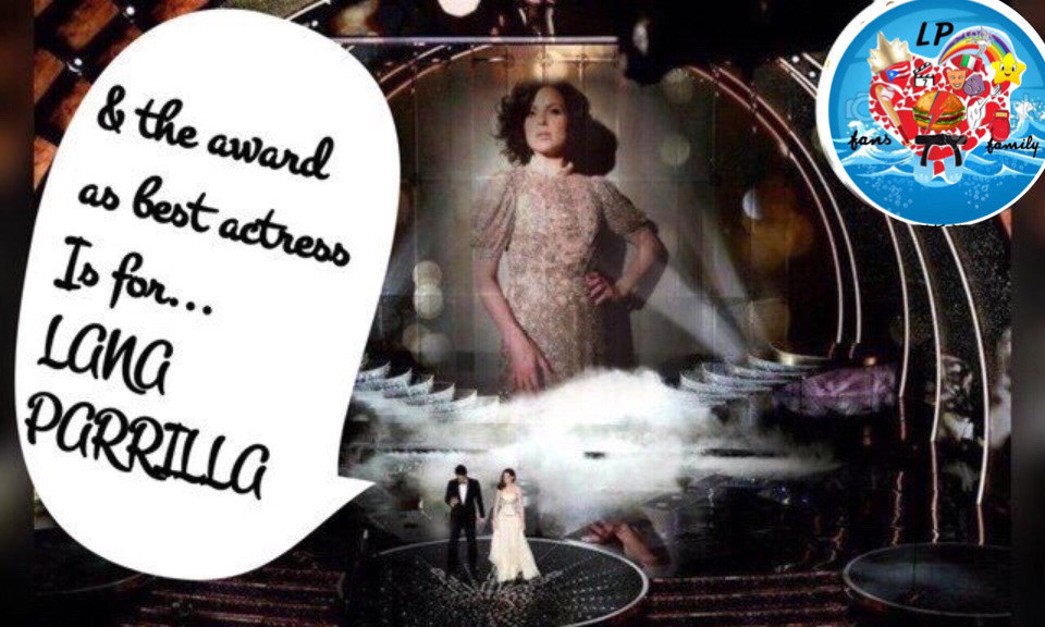 RT if you think that @LanaParrilla deserves @DaytimeEmmys @goldenglobes @TheAcademy AWARDS pic.twitter.com/VLRylIP01A