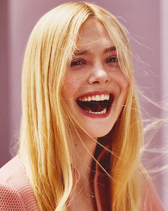Happy Birthday to my angel, Elle Fanning