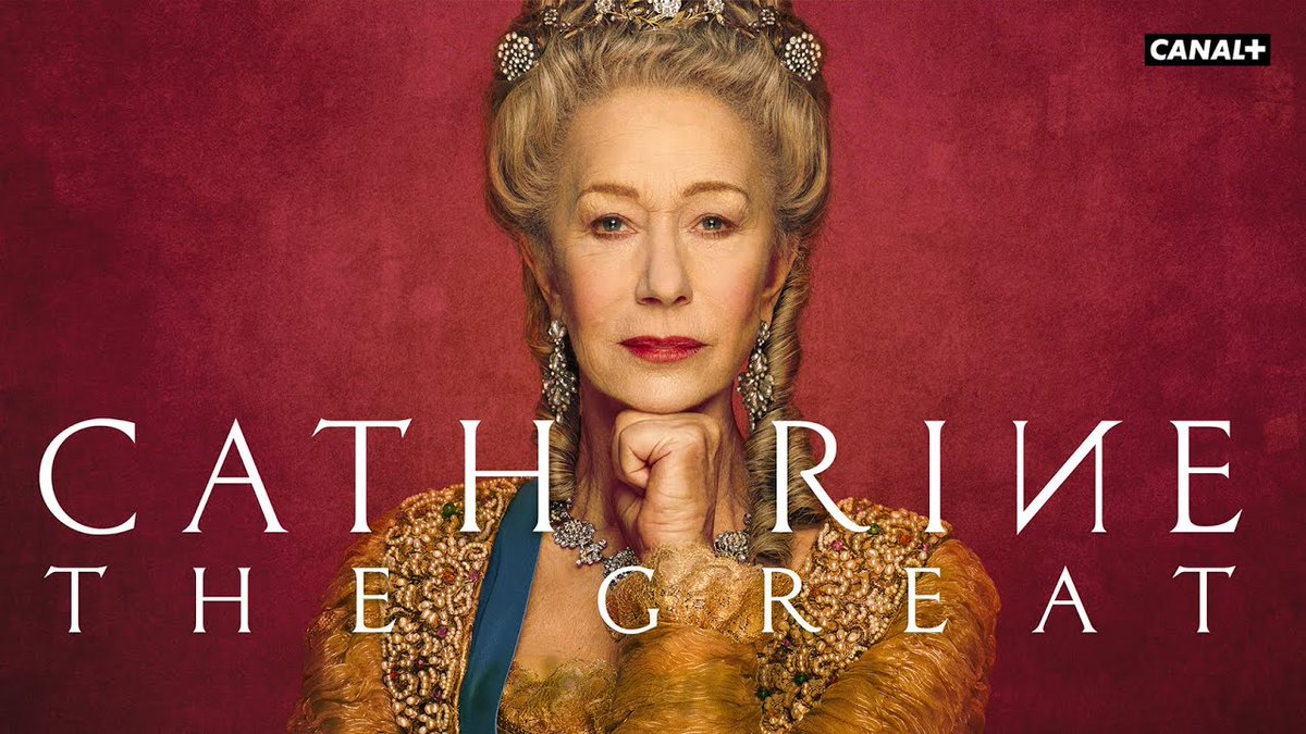 THU: Evening #lockdowners. Who better to hang out with than #HelenMirren during #selfisolation?  The nation's favourite #Dame is in @MEDIAprogEU-supported #TVseries #CatherineTheGreat on @NOWTV now https://buff.ly/2X8MPlE  @NewPicturesLtd @HBO @skyatlantic @europe_creativepic.twitter.com/hyH01RRvUS