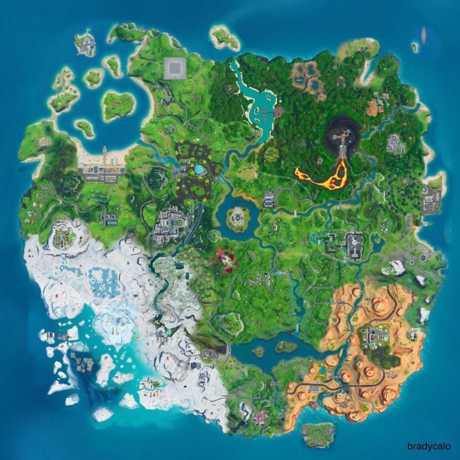 Retweet if you want this map instead of the current one. https://t.co/nauGtMRNcd